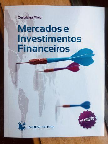 "Livro ""Mercados e Investimentos Financeiros"""