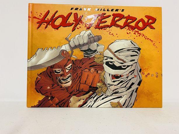 Frank Miller. Holy terror HC
