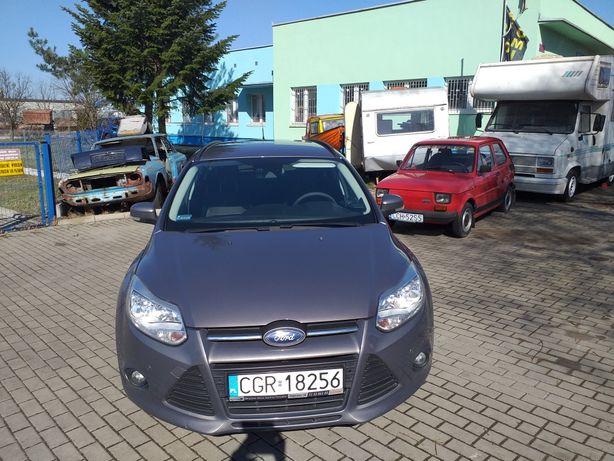 FORD Focus Kombi MK3 2012 rok, sprowadzony zarejestrowany 03.2021