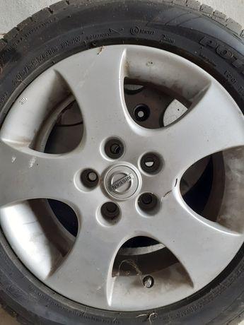 Jantes Nissan 16