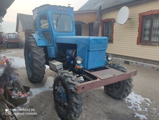 Трактор ЛТЗ Т-40 АМ