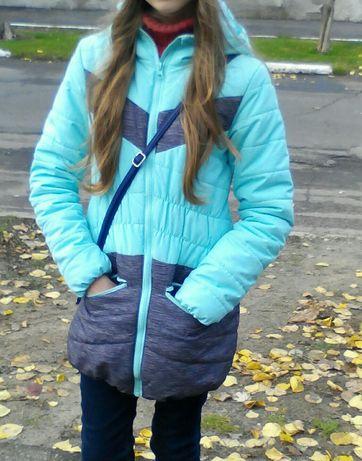 Куртка демисезонная подросток