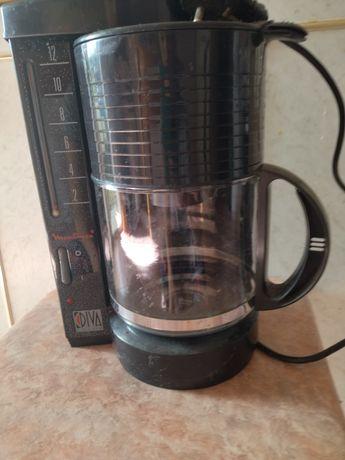 Рабочая кофеварка