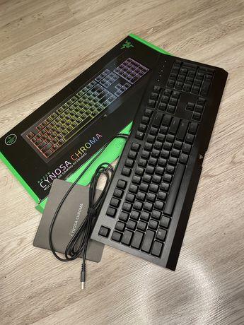 Razer Cynosa Chroma клавиатура геймерская