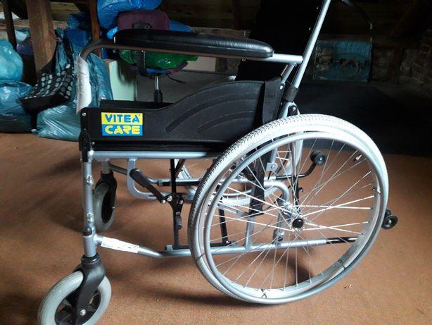 Wózek inwalidzki specjalny VCWK7TN. Nowy. - Zamiana na szlifierkę
