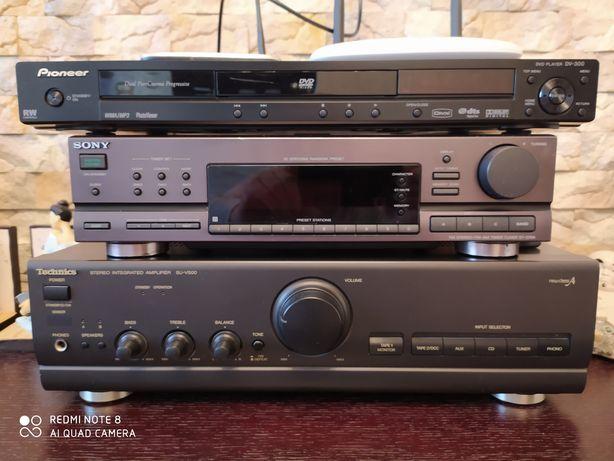 Продам свою аудио аппаратуру Technics..Sony.. Sherwood.. Pioneer..