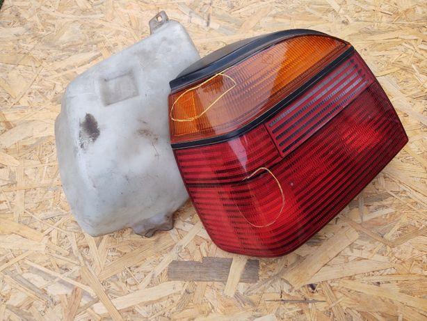 Lampa Lewy Tył Zbiornik spryskiwaczy VW Golf 3 III