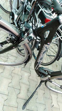 Rower elektryczny carbon MC