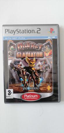 Ratchet Gladiator / PS2 / Ideał