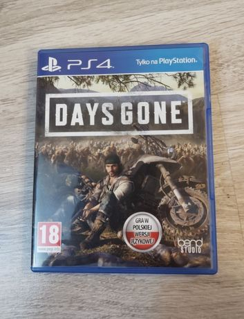Days Gone, ps4, polecam