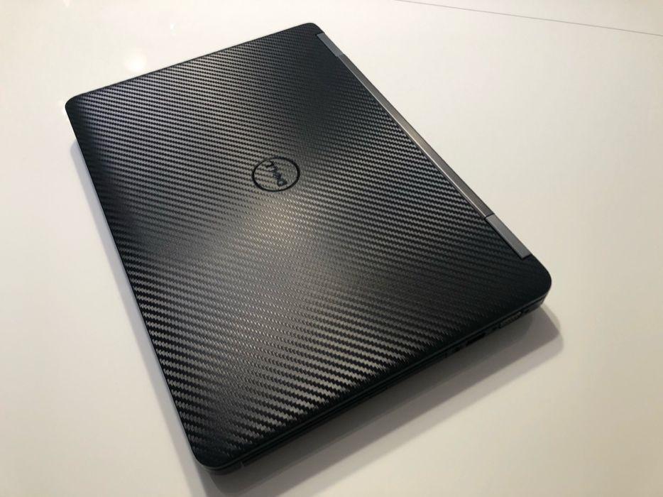 "Laptop Dell E5440 i5 240 SSD 14"" Carbon Nowa Bateria i Dysk Więcbork - image 1"