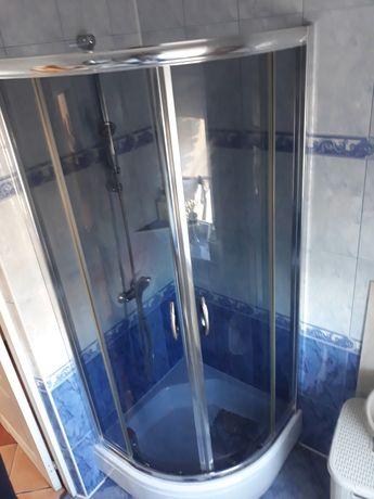 Sprzedam kabinę prysznicową NEW Trendy wraz z brodzikiem 80x80