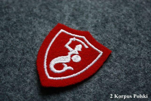 naszywka 2 Korpus Polski, JAKOŚĆ