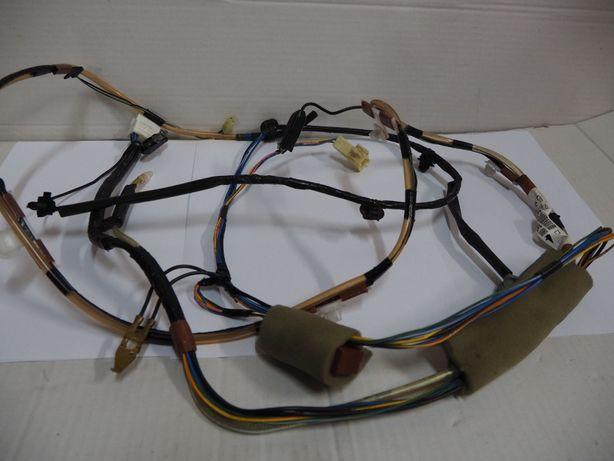 SUZUKI GRAND VITARA wiazka kabli drzwi tyl klapa przewody od 2005r