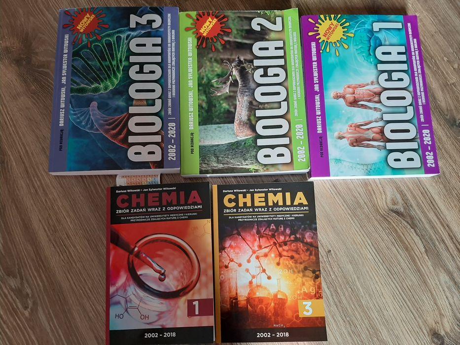 Zbiór zadań Biologia i Chemia Złochowice - image 1