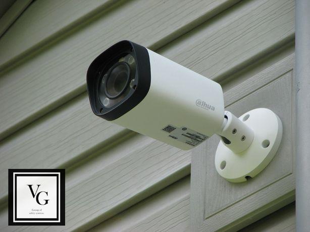 Установка, монтаж, ремонт видеонаблюдения в Броварах
