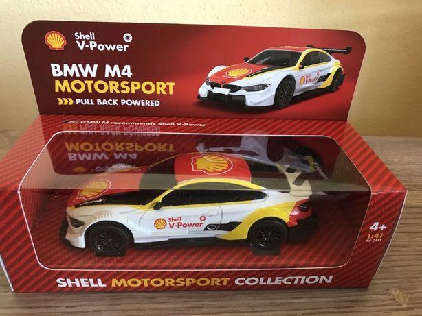 Shell Motorsport V-Power Racing Team BMW M4 Poznań