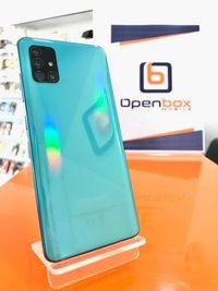Samsung Galaxy A51 4GB RAM 128GB Dual Sim Azul A - Garantia 12 meses