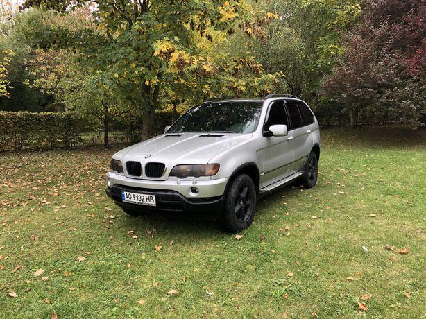 BMW X5 3.0d автомат