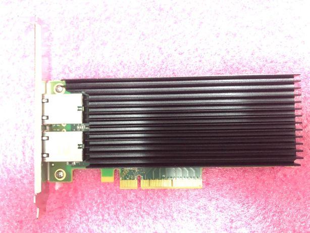 сетевой контролер rj45 10G HP t561T intel x540-t2 at2 x550 broadcom