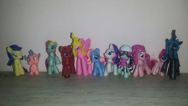 11 koników My Little Pony