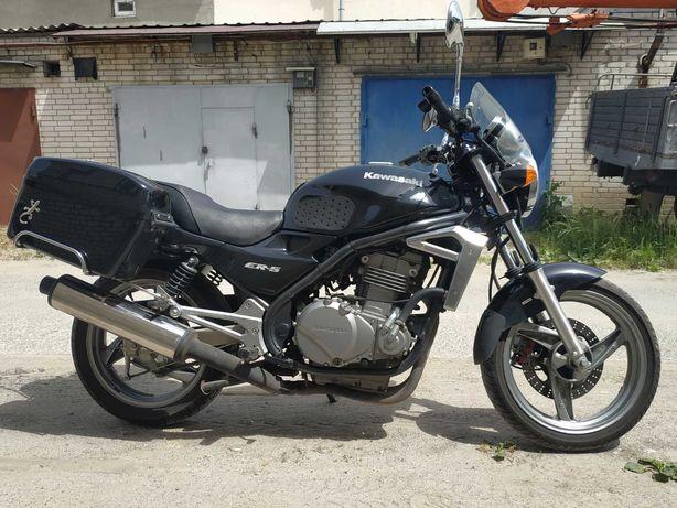Kawasaki ER-5 1997 500 бензин