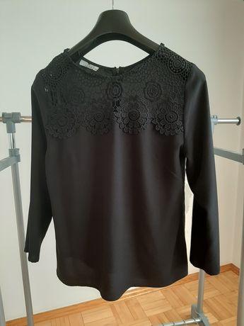 Czarna bluzka roz. 40