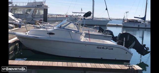 Sea Fox 210 WA