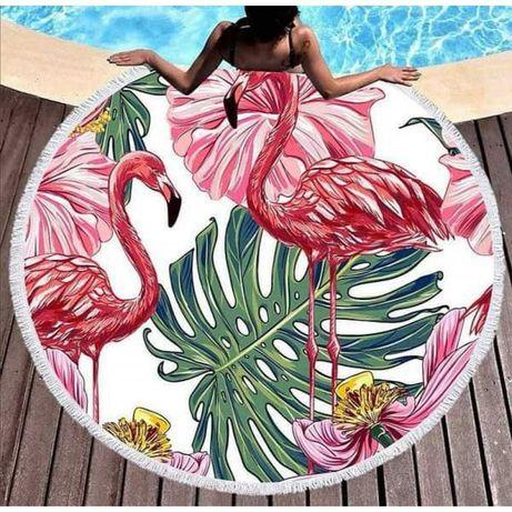Покрывала пляжные круглые (Ø 150 см)