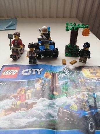 Lego 60171 pościg policyjny