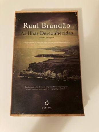 """Livro """"As Ilhas Desconhecidas"""""""
