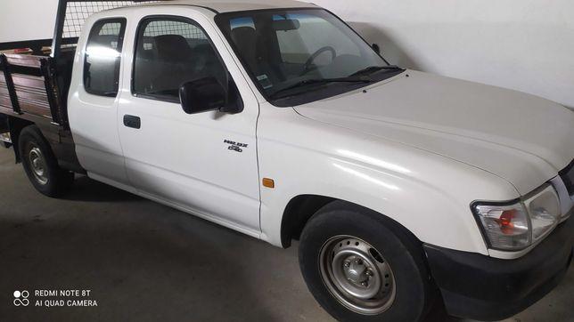 Toyota Hilux x cab