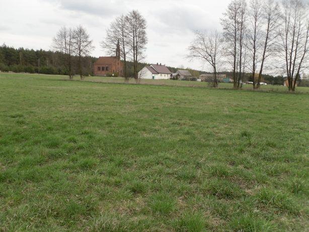 Działka rolna z obowiązującym MPZP na cele mieszkaniowe Nekielka