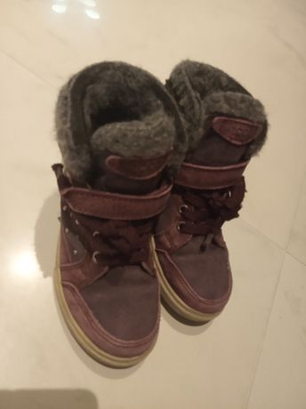 Ботинки ecco 29 размера