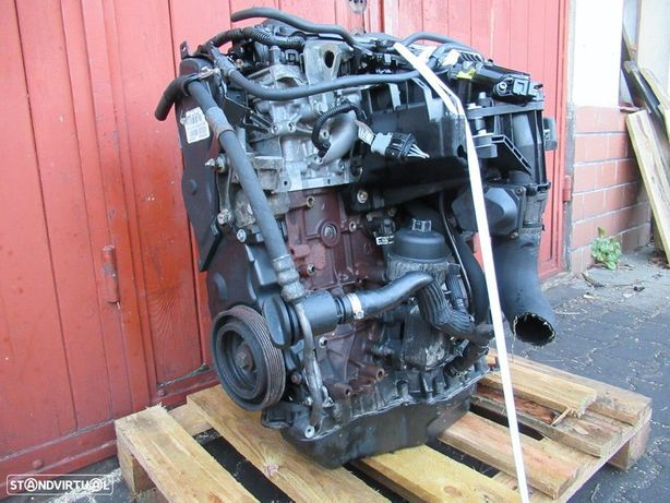 Motor  FORD MONDEO IV Fase 1 et 2 2.0L 115 CV - TYBA