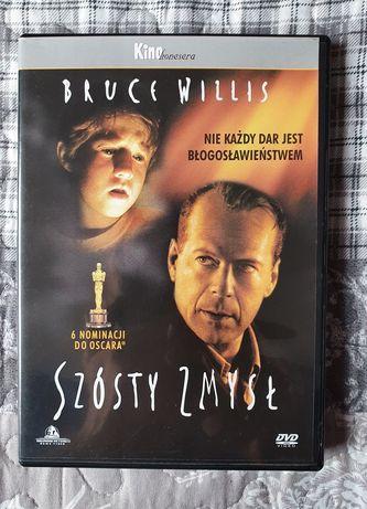 Szósty Zmysł DVD - Bruce Willis - lektor polski