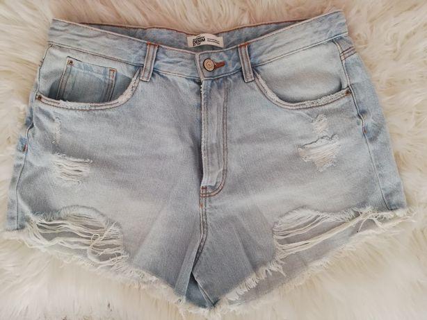 Spodenki, spodenki jeansowe, Zara, szorty, poszukiwane,