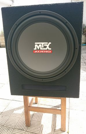 "Subwoofer MTX 15"""