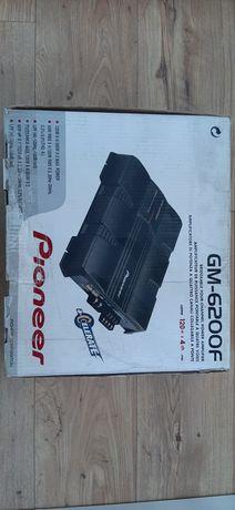 Wzmacniacz Pioneer GM-6200F super stan