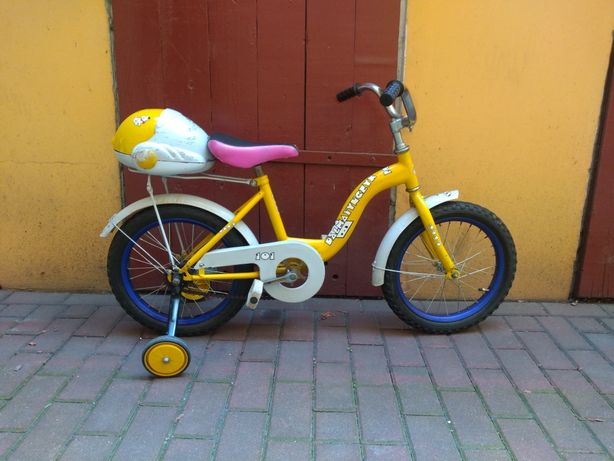 Rowerek dziecięcy 16
