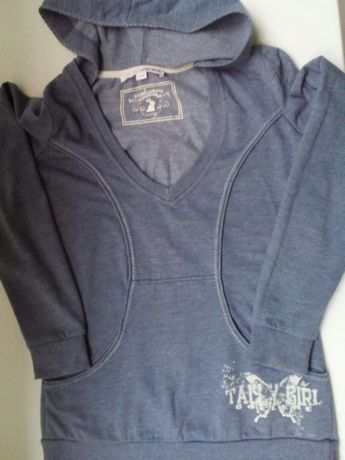 Bluza z kapturem tally weijl r. 152 - 158 cm