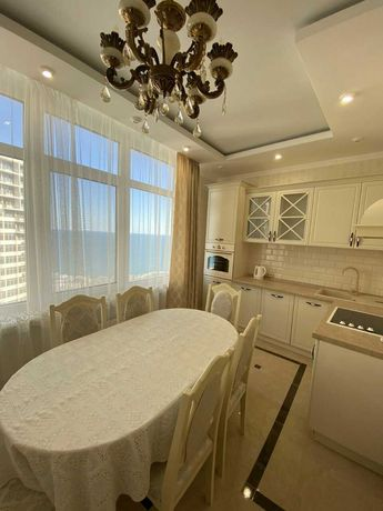 "Продам 2-комнатную квартиру с видом на море в ЖК ""32 Жемчужина"" 1I27"