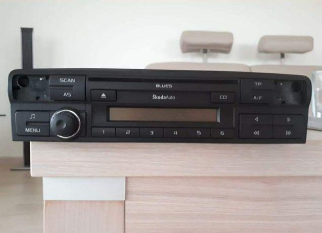 Radio CD Skoda Octavia