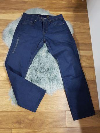 Jeansy dżinsy spodnie męskie Reserved granatowe NOWE
