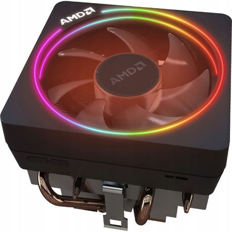 Chłodzenie CPU AMD Wraith Prism Cooler RGB LED AM4