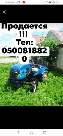 Продам трактор, в хорошем состоянии