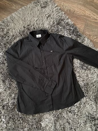 Koszula lacoste czarna 36 S