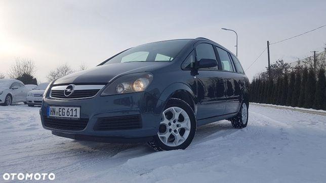 Opel Zafira 1.8 140 Koni Oplacona  Klima  Komputer  Polecam