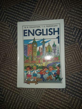 Книга англиский Плохатнюк