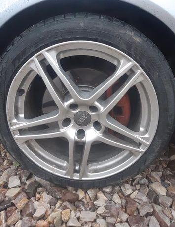 Alufelgi 18 Audi